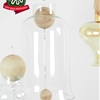 Homemade Holiday Gift Idea!: Make These Glass Wind Chimes — 2014 HOMEMADE HOLIDAY GIFT IDEA EXCHANGE: PROJECT #10