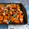Spicy Roasted Sweet Potatoes