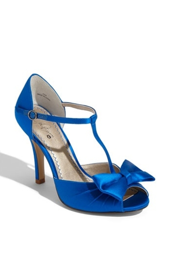 Something Blue Heels
