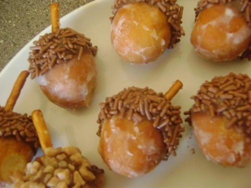 fall party foods