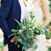 Romantic Navy Italian Inspired Wedding