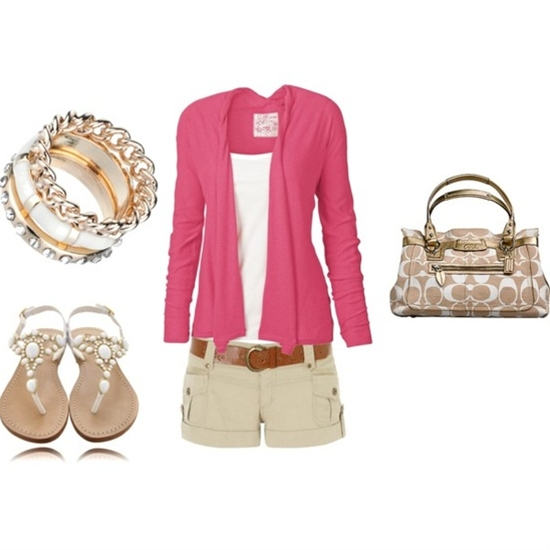blushing summer, created by #shauna-rogers on #polyvore. #fashion #style Fat Face Jane Norman-----love love love it