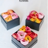 DIY BOXED FLOWERS