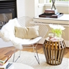 Join Us! It's Time for the Style Cure: Refresh a Room Just In Time for the Holidays