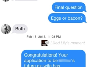This guy created a pick-up line so good, he broke Tinder.