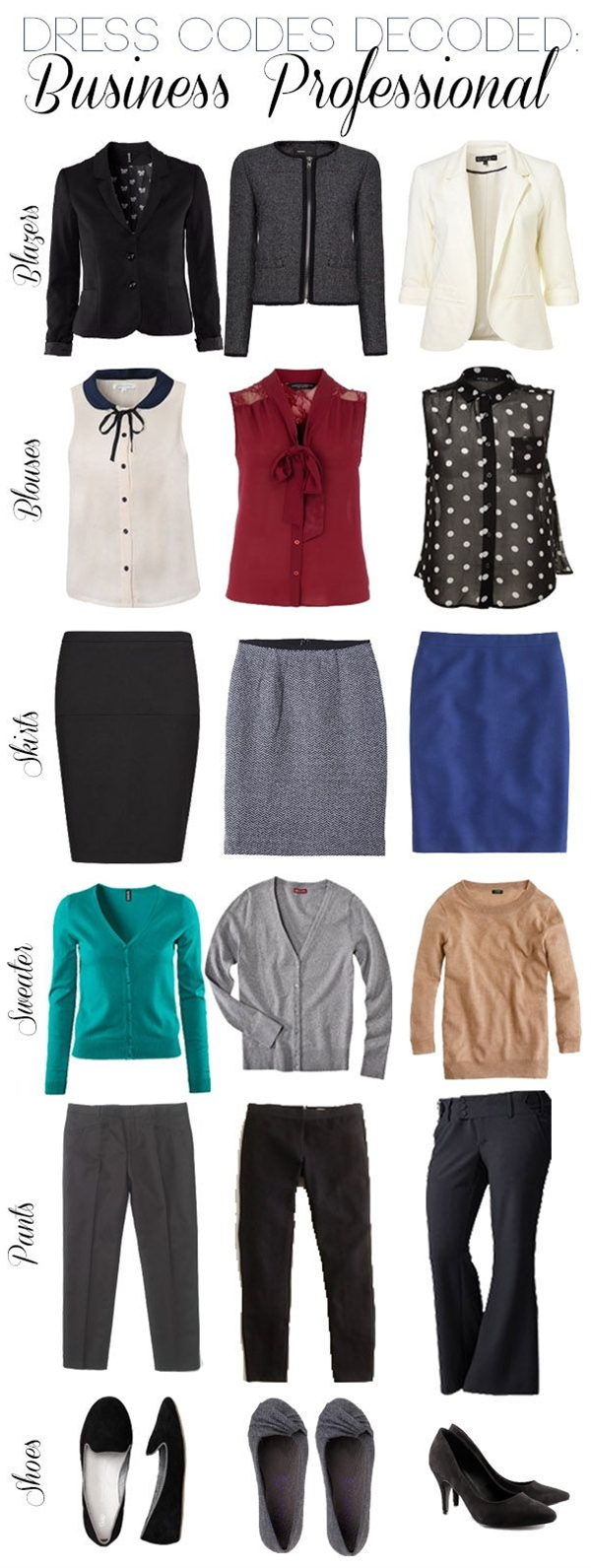 Business Professional clothing to mix & match that's affordable & stylish! Trying to build my professional wardrobe.