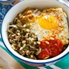Recipe: Brown Rice Bowl with Lentils, Caramelized Onions & Fried Egg — Recipes from The Kitchn