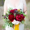 Bohemian Wedding in Carmel with a Fall Color Pallete
