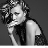 Karlie Kloss Models Messy Hairstyles for Her Vogue Netherlands Shoot