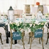 Chic Beach Wedding at Edgewater Resort
