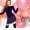 Miranda Kerr Celebrates with Balloons & Boots for Glamour Spain Shoot