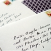 Expert Tips for Hiring a Wedding Calligrapher