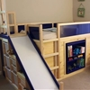 Kura transformed into Bed / Play Structure combo