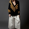 Jenna Earle Models Eclectic Style for FLARE Shoot