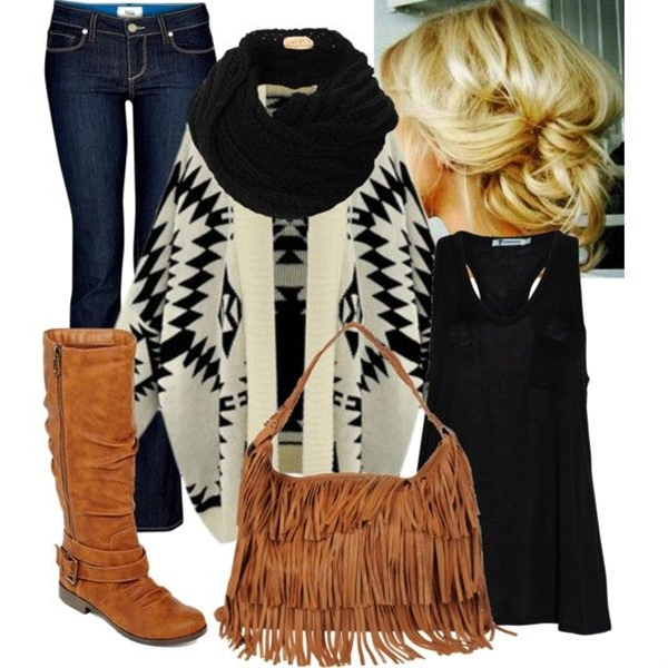Comfy Cozy Fall 2013 by killakim on polyvore