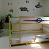 Kura, Trofast & Stuva Star Wars Bunk Bed Hack