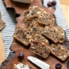Recipe: Hazelnut & Cherry Whole-Grain Crackers — Snack Recipes from The Kitchn