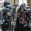 Unrest in Baltimore