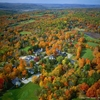 Aerial photography of Bridgewater Connecticut. IMHO this is one...