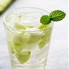 "Cucumber Mint ""Shrub"" Soda"