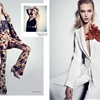 Juliana Schurig Dons Elegant Suiting for Cue's Summer 2014 Ads