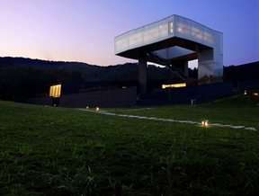 "Sifang Art Museum ""gives you a feeling of mystery"" says Steven Holl"