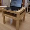 Double Lack laptop table