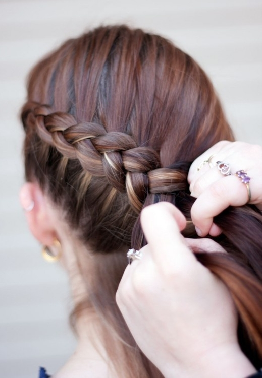 Katniss Everdeen Hair Braid tutorial