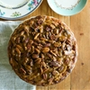Apple-Pecan Bourbon-Caramel Pie