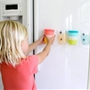 Clever Hack: Magnet Fridge Cups for Kids