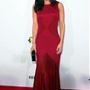 Megan Fox Wears Red Versace Gown at Ferrari's 60th Anniversary in the USA Gala