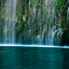 A spring fed waterfall in Northern CaliforniaPentax 6x7 / Portra...