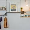 Instant Storage: Hanging Shelves Made in San Francisco