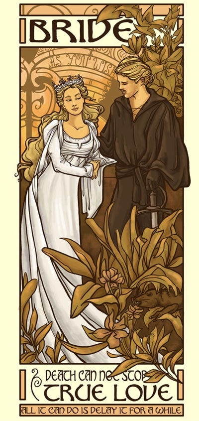 Bride... Princess Bride