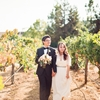 Romantic Temecula Wedding with Vintage Books