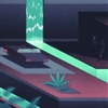 Hugo Moreno animates retro-futuristic city for Art Department music video