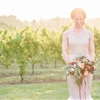 Early Autumnal Vineyard Wedding Inspiration