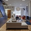 Contemporary Appearance Camouflaging Brooklyn Roots: Slate Street Townhouse