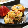 Petite Crust-less Quiche