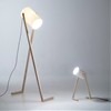 Hedda Torgersen's anthropomorphic Boo lamp to be exhibited at 100% Norway