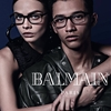 Balmain Fall Eyewear Campaign Images with Cara Delevingne & Jourdan Dunn