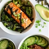 Seattle Asian Salmon Bowl