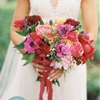 Bouquet Breakdown: Boho Glam Texas Hill Country Bouquet