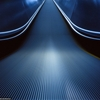 Escalator | pinhole camera by Bruce Couch ...