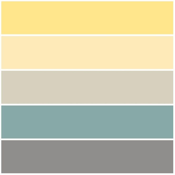 Jim & Sarah's paint colors, Income Property, HGTV, ICI Paints
