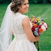 Colorful & Rustic Illinois Barn Wedding