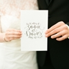 Modern White Loft Wedding at Studio 450