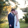 Sweet Spring Wedding with Cool Geometric Details
