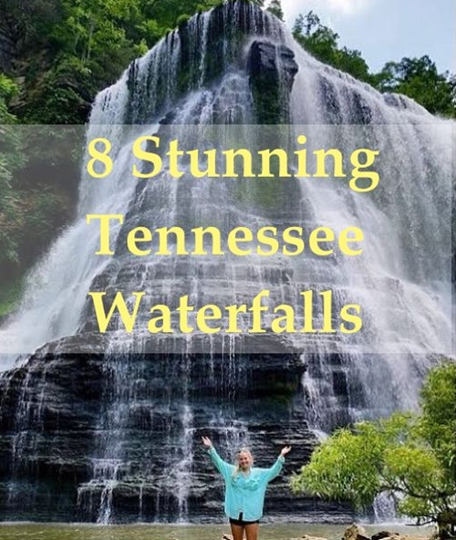 These waterfalls offer great hikes for all levels and each is located within 2 hours from Nashville!