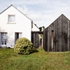 Before and After: A Charred Wood Cottage, on a $45K Budget